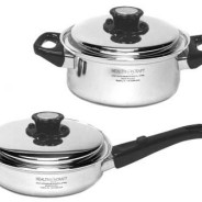 Waterless Cookware increases nutrition
